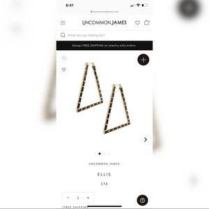 🔥UNCOMMON JAMES🔥 Ellis Earrings
